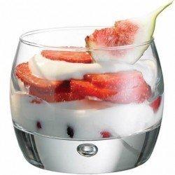 DUROBOR Atoll стакан\креманка для закусок 250 мл. 0549/25