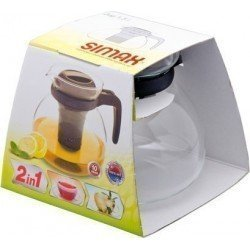 SIMAX Svatava Color Чайник з фильтром 1,5л. s3792/S