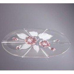 Walther-Glas Evita Satin-Rose Канапе 410мм w5500
