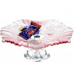 Walther-Glas Miranda Satin-Rose Блюдо н-н 240мм w7364