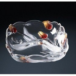 Walther-Glas Nadinе Satin-Red-Gold Менажниця 265мм w6152