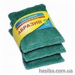 Hasiba Group Абразив Губка набор 3шт 100311