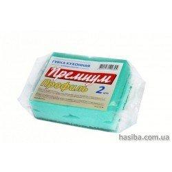 Hasiba Group Premium Губка Профилированная набор 2 шт 100304