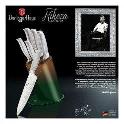 BERLINGERHAUS Kikoza Набор кух. ножей 6 предметов BH-2257