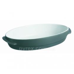 PYREX WAVE Grey Mat Форма для запекания C315B04