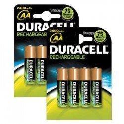 Duracell R6 2400 Батарейка аккумуляторная зарядная 203686