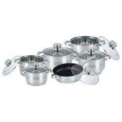 BOHMANN Набор посуды 12 предметов BH 1299 MRB