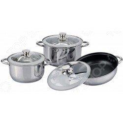 BOHMANN Набор посуды 6 предметов BH 0609 MRB