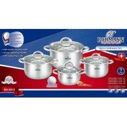 BOHMANN Набор посуды 8 предметов BH 0812