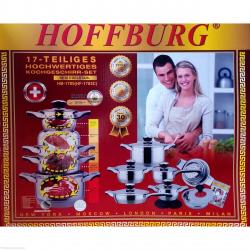 HOFFBURG Набор посуды 17 предметов HB 1785 C