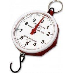 Весы бытовые до10 кг. шкала деления 100гр. 01391