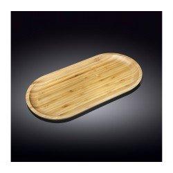 Wilmax.Bamboo.Блюдо овальне пласке 35,5х17,5см WL-771060
