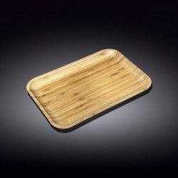 Wilmax.Bamboo.Блюдо прямокутне 25,5х15см WL-771052