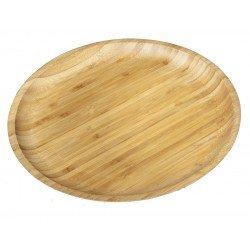Wilmax.Bamboo.Тарілка кругла 25,5см WL-771034