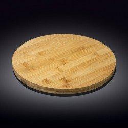 Wilmax.Bamboo.Блюдо кругле поворотне 35,5х4см WL-771081