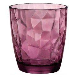 BORMIOLI ROCCO Diamond Rock Purple Стакан виски 390мл. - 302258M02321990