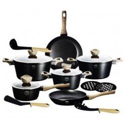 BerlingerHaus Professional Forest Набор посуды 15 предметов BH-1536