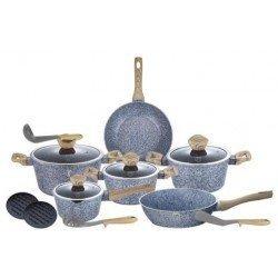 BerlingerHaus Professional Forest Набор посуды 15 предметов BH-1566