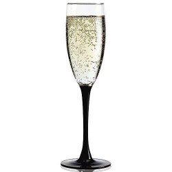 Luminarc Domino Бокал шампан. набор 6х170мл H8167