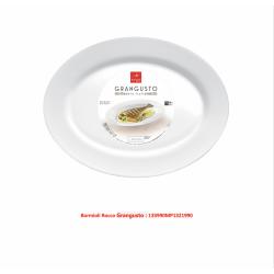 Bormioli Rocco Grangusto Блюдо овальне для риби 35х27 см. - 400852FTB121990