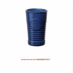 Bormioli Rocco OFFICINA BRIGHT BLUE  Стакан высокий 325 мл - 540620M02121971