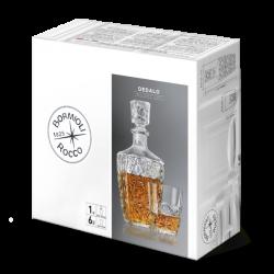 Bormioli Rocco Dedalo Набор виски 7 предметов - 226040S1A021990