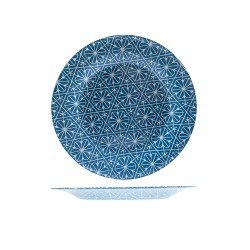 Bormioli Rocco  Maiolica blue Тарелка подставная 27см - 430133FP2121931