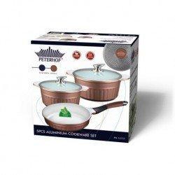 PETERHOF Набор посуды 5 предметов PH-15757