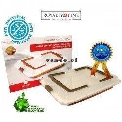 Royalty Line Мраморный керамический противень RL OBT