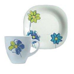 Luminarc Fresh Garden  Набор чайный 220мл. 12 предметов  - H8663