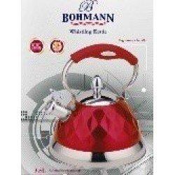 BOHMANN Чайник, свисток 3,5 liter BH 7687