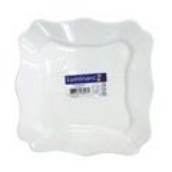 Luminarc Authentic White Тарілка обідня 26см (D8728)