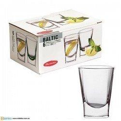 Pasabahce Baltic Стопка водка ликер набор 6х60 мл. - 41270