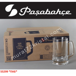Pasabahce Pub Кружка пиво 300мл. 55299-1