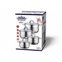 PETERHOF Набор посуды 8 пред. PH15760