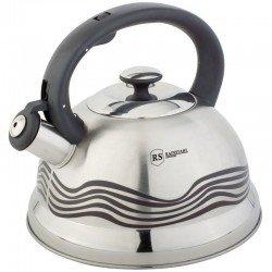 BOHMANN RAINSTAHL Чайник со свистком (хамелеон) 2,7 л. - RS 7640-27