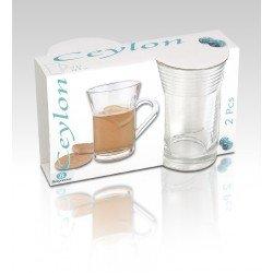 BORGONOVA Ceylon Чашка набор 2х230 мл - 13217015